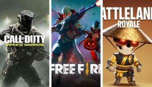 Best alternative games to PUBG