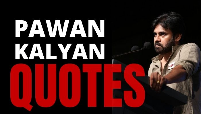 Pawan Kalyan Quotes