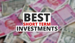 best short term investments