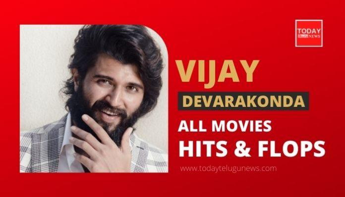 Vijay Devarakonda Full Movies List, Hits and Flops