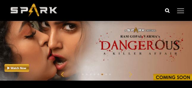 Spark OTT Upcoming Telugu Movies 2021